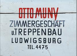 1921 Betriebsgründung am 29. August 1921