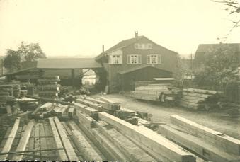 1929/30 Großfeuer und Wiederaufbau