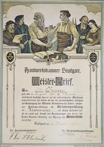 1950 Gründung einer Gesellschaft bürgerlichen Rechts