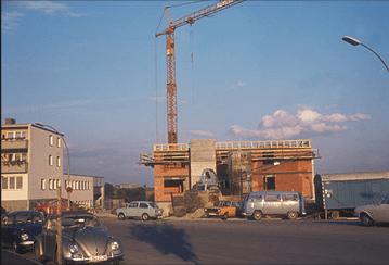 1974 Neubau in Kornwestheim